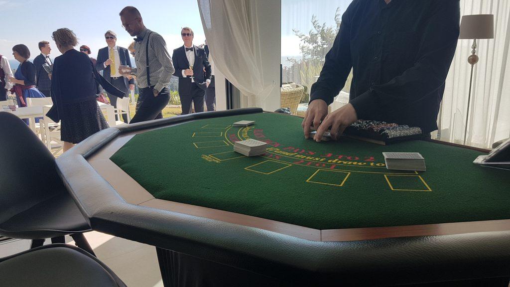 CORPORATE EVENTS MALAGA. casino activity málaga